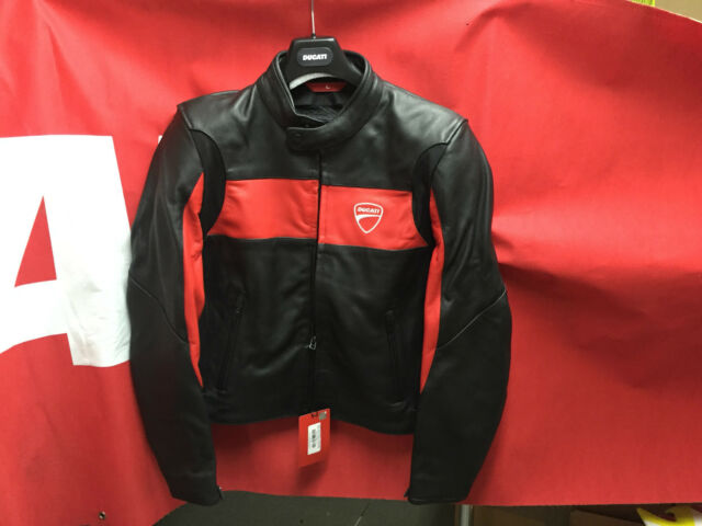 Coat leather ducati Company 14 Rev 'it-leather jacket ducati Company offer