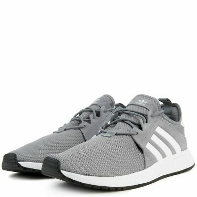 X_PLR Mesh Running SNEAKERS gray LAST1