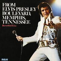 Elvis Presley - From Elvis Presley Boulevard Memphis Tennessee [new Cd]