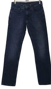 LEVI-STRAUSS-511-WOMEN-BLUE-DENIM-JEANS-SIZE-W-28-X-L-30-LIKE-NEW