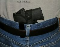 Usa Made Tactical Inside Pants Holster Kahr Cw9 Conceal Isp Isw Cw 9mm 9 Mm