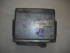 calculateur bosch 0261204049 MA3.0 9624936080 ( ref 1017)
