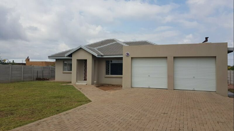 3 Bedroom House To Let in Onverwacht