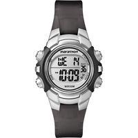 Timex Marathon Digital Mid-size Watch - Black/silver