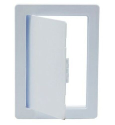 NEW Tradeline 150 x 225mm White Paintable Plastic Access Panel