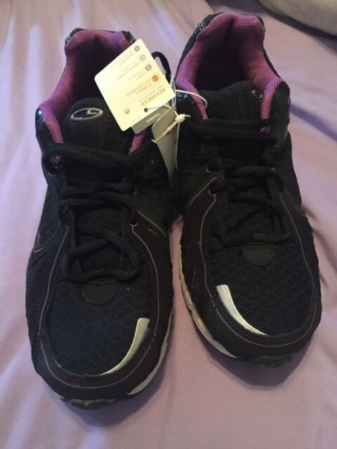 2250ed4d28d NWT C9 by Champion Women s Interval Black Purple Size 7.5 Training Sneakers