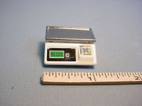 Dollhouse Miniatures Digital Scale - Non-working G7212