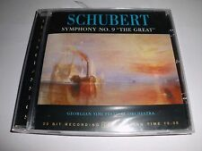 Schubert: Symphony No 9 - CD  - OVP