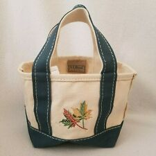 Autumn Leaves Santoro Mini Craft Tote