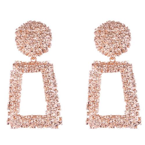 Bohemia Drop Dangle Pendant Shiny Wedding Statement Earrings Jewelry Women   X