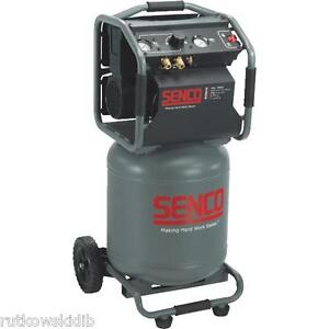 Senco 15 Gallon 200 Psi 1 75 Hp Vertical Electric Air