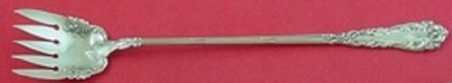 """Athene Crescendo by Amston Sterling Silver Lettuce Fork w//Long Handle 8/"""""""