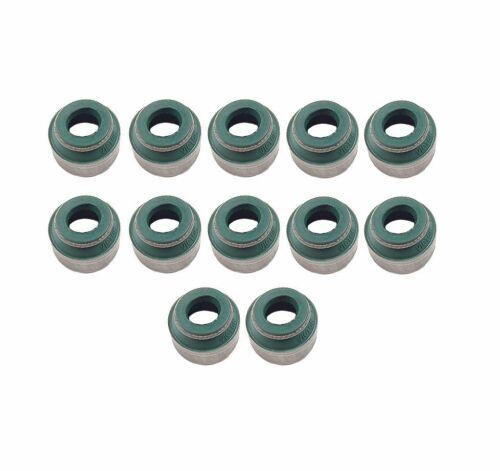 For Set of 12 Victor Reinz Brand Engine Valve Stem Oil Seal 7mm Diameter