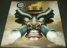 MONSTER MAGNET-MASTERMIND-2014 2LP YELLOW/RED VINYL-LIMITED TO 100-NEW+SEALED