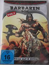 Barbaren - Ironmaster stärker als Feuer - Ator 1 & 2 - unbezwingbare Barbar Thor
