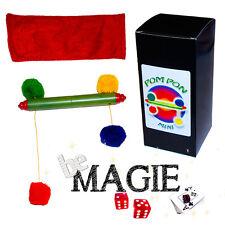 Pompons voyageurs - d'Ali Bongo - Pom Pom Sticks - Tour de Magie