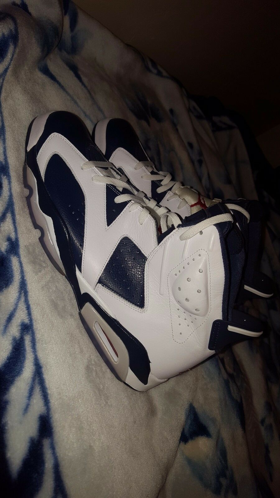 Jordan Olympic 6s size 16 VNDS -100% Authentic-