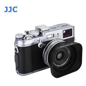 Image Is Loading NEW JJC LH JX100F Lens Hood For Fujifilm