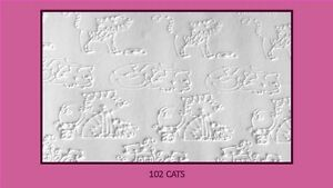 Texture-embossing-acrylic-Rolling-Pin-No-102-Cats-for-sugar-craft