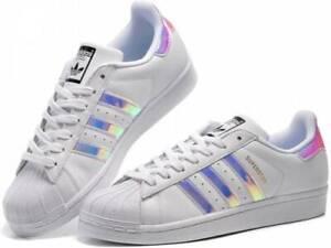 adidas superstar iridiscent