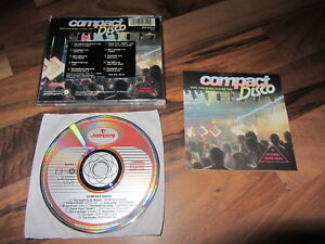 VA-COMPACT-DISCO-1985-WEST-GERMANY-CD-albumm-80s-extended-Con-Funk-Shun-Cameo
