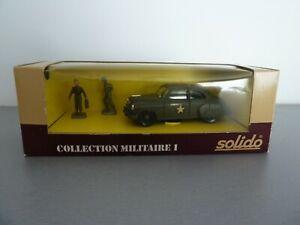 Solido-1-43em-CHRYSLER-Windsor-H-Q-Collection-Militaire