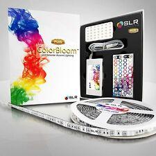 RGB LED Home Theater Accent Lighting Kit - SLR ColorBloom PLUS Bundle