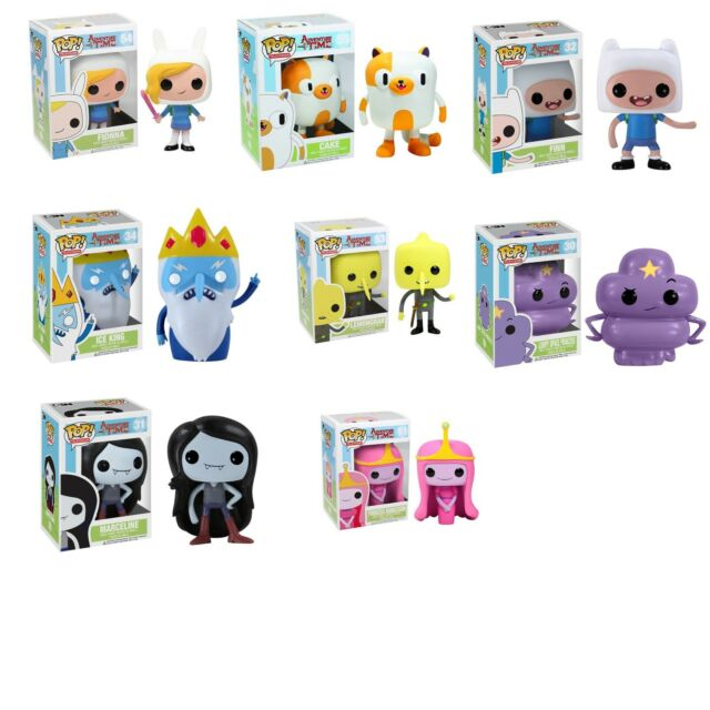 Adventure Time Funko Pop! Vinyl Figures