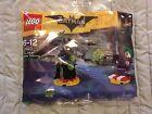 Lego Batman Movie 30523 - The Joker Battle Training Polybag. New, sealed