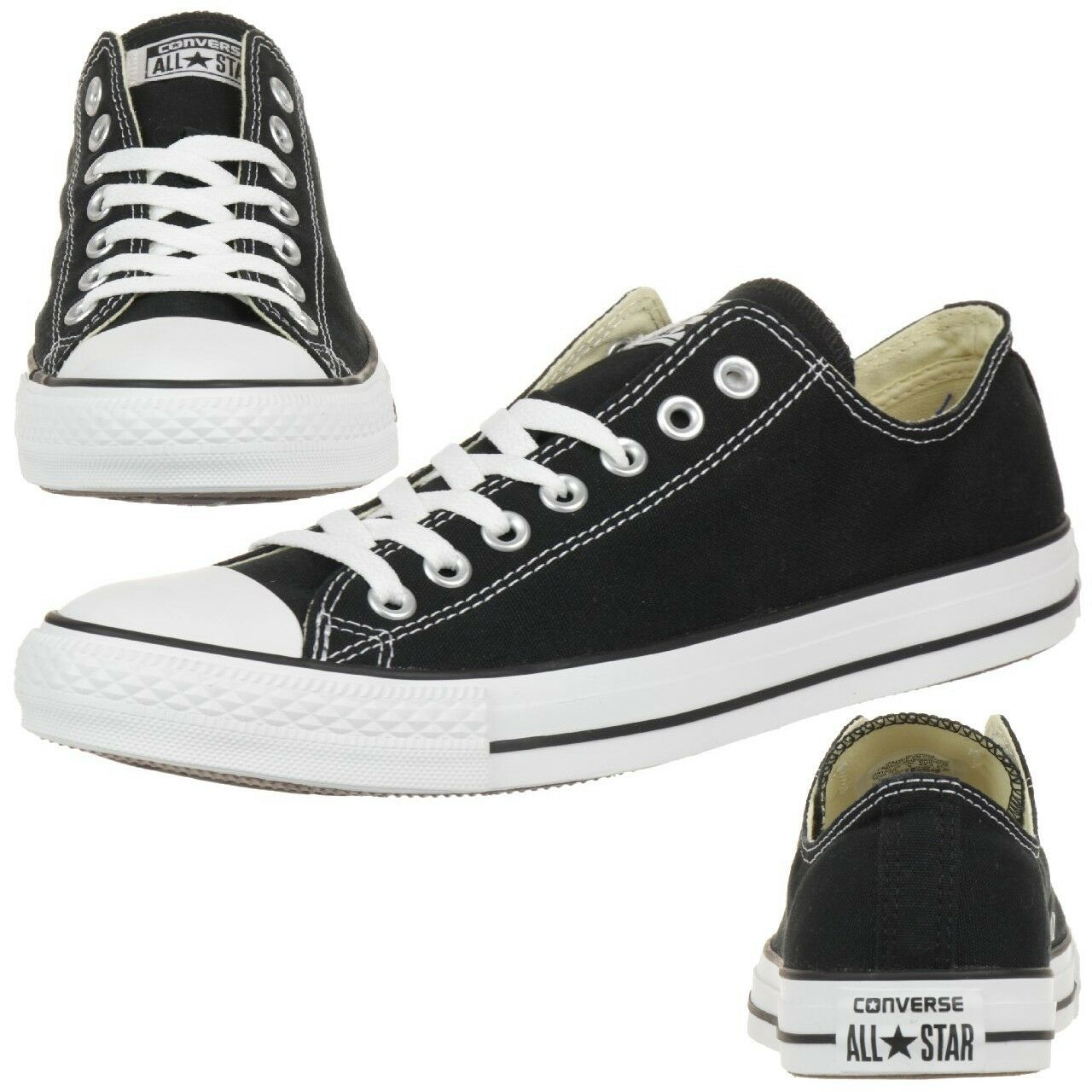 Converse CT ALL Star Chucks OX Schuhe Sneaker M9166C black