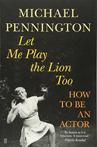 PENNINGTON-M-LET-ME-PLAY-THE-LION-TOO-BOOK-NEUF