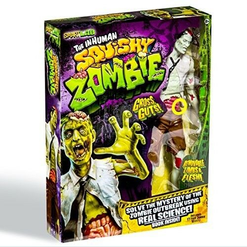 SmartLab Toys The Inhuman Squishy Zombie by SmartLab Toys. Best Price