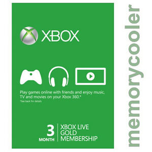 Xbox-Live-Gold-3-Month-Membership-for-Microsoft-Xbox-One-Xbox-360-Instant-UK
