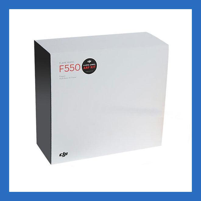 DJI Flame Wheel F550 ARF Kit V5 with Motors, ESC, Props  - US Dealer