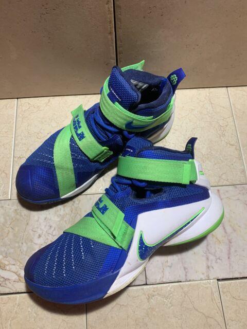 RARE Nike Zoom Lebron Soldier IX 9 Le