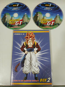 DRAGON-BALL-GT-LA-SAGA-DE-LOS-DRAGONES-OSCUROS-2-X-DVD-CAP-57-64-ESPANOL-JAPONES
