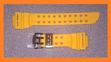 CASIO G-SHOCK FROGMAN GWF T1030E-9 Ltd Ed LIGHTNING YELLOW STRAP BAND GF 1000