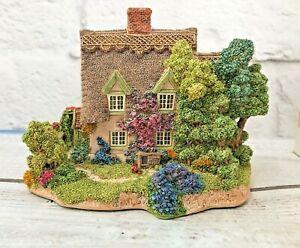 Vintage-Liliput-Lane-Cotman-Cottage-1993-aniversario-caja-y-embalaje-original