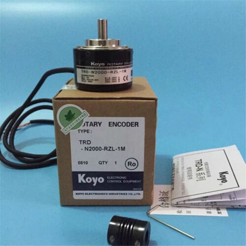 100/% NEW Koyo TRD-N2000-RZL-1M In Box