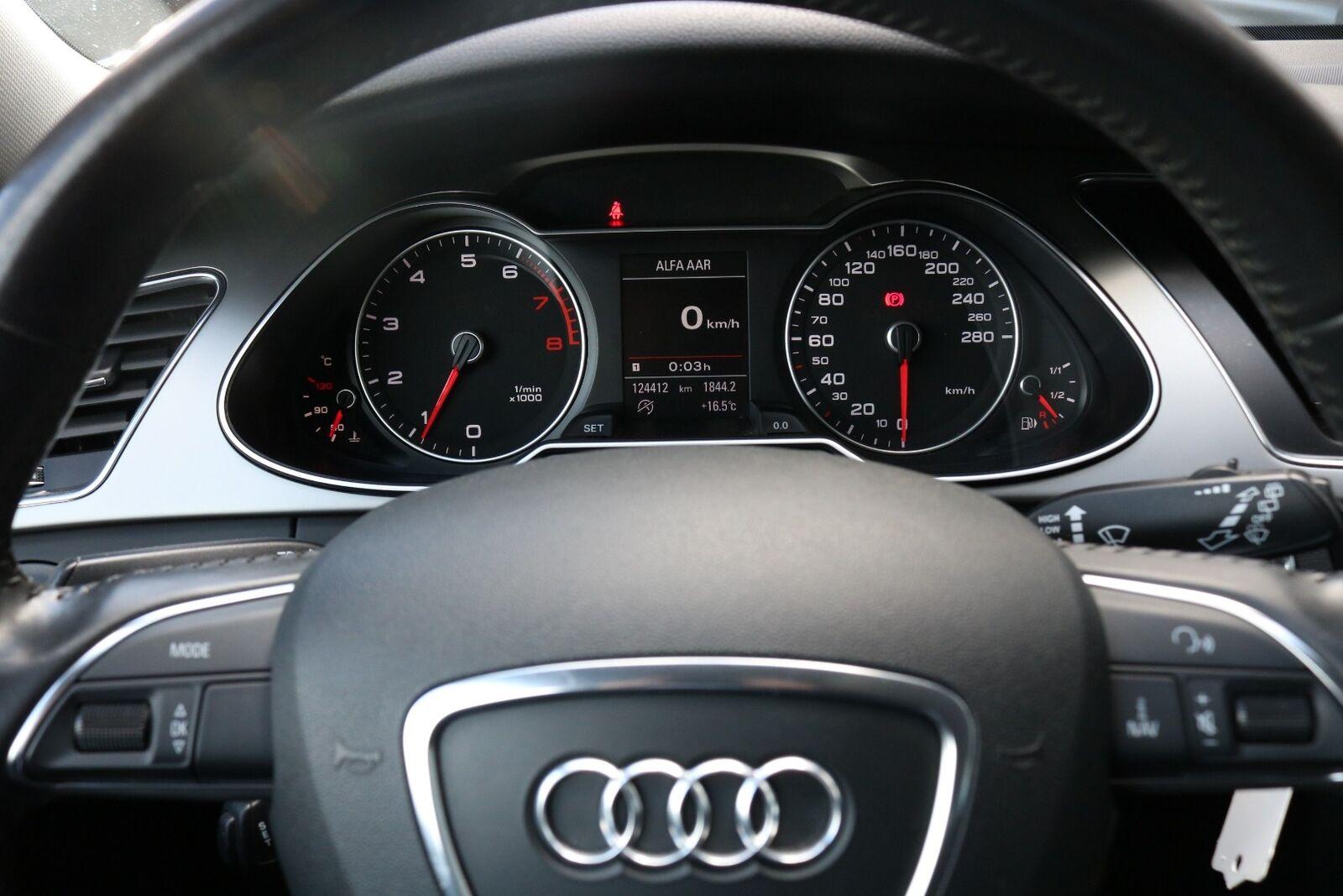 Audi A4 TFSi 170 Avant