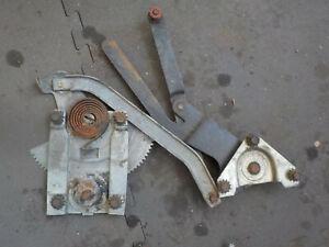 Right 65 66 Ford Mustang Window Regulator Scissors