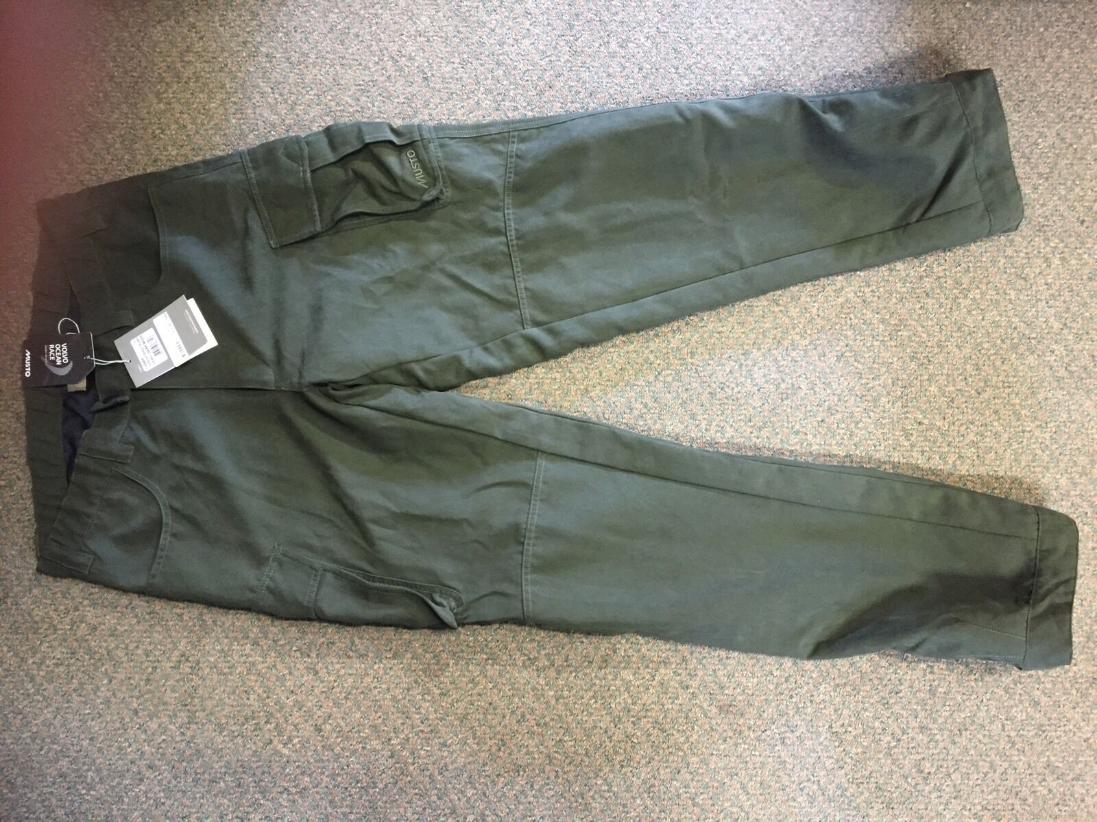 MUSTO KEEPERS TROUSERS  MEDIUM