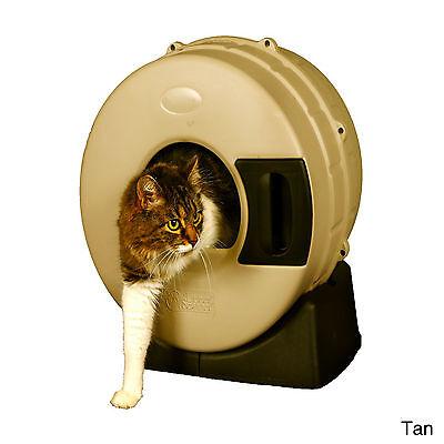 Litter Spinner Cat Litter Box