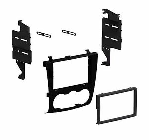 Aftermarket-Radio-Stereo-Double-Din-Dash-Install-Kit-Mount-Panel-Bezel-Adapter