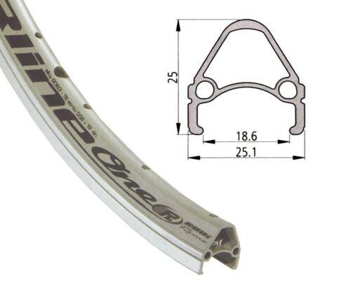 Rodi Airline 1 Fahrrad Felge Silber //// 622-19 28″