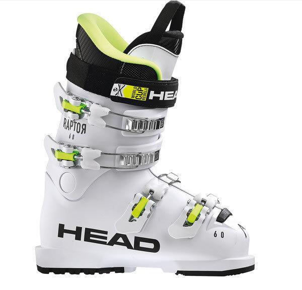 Scarponi Sci Junior Ragazzo Skiavvio HEAD RAPTOR 60 stag 2018 19 NEW MODEL
