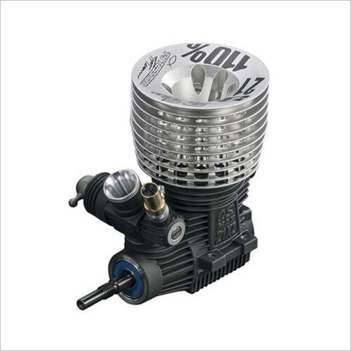RC-WillPower Speed 21XZ-B Spec OS II Ty 110/% Engine #1217D O.S