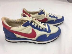 best website f4a62 911a0 Image is loading Rare-Vintage-1984-Nike-Aloha-Hawaii-Mens-8-