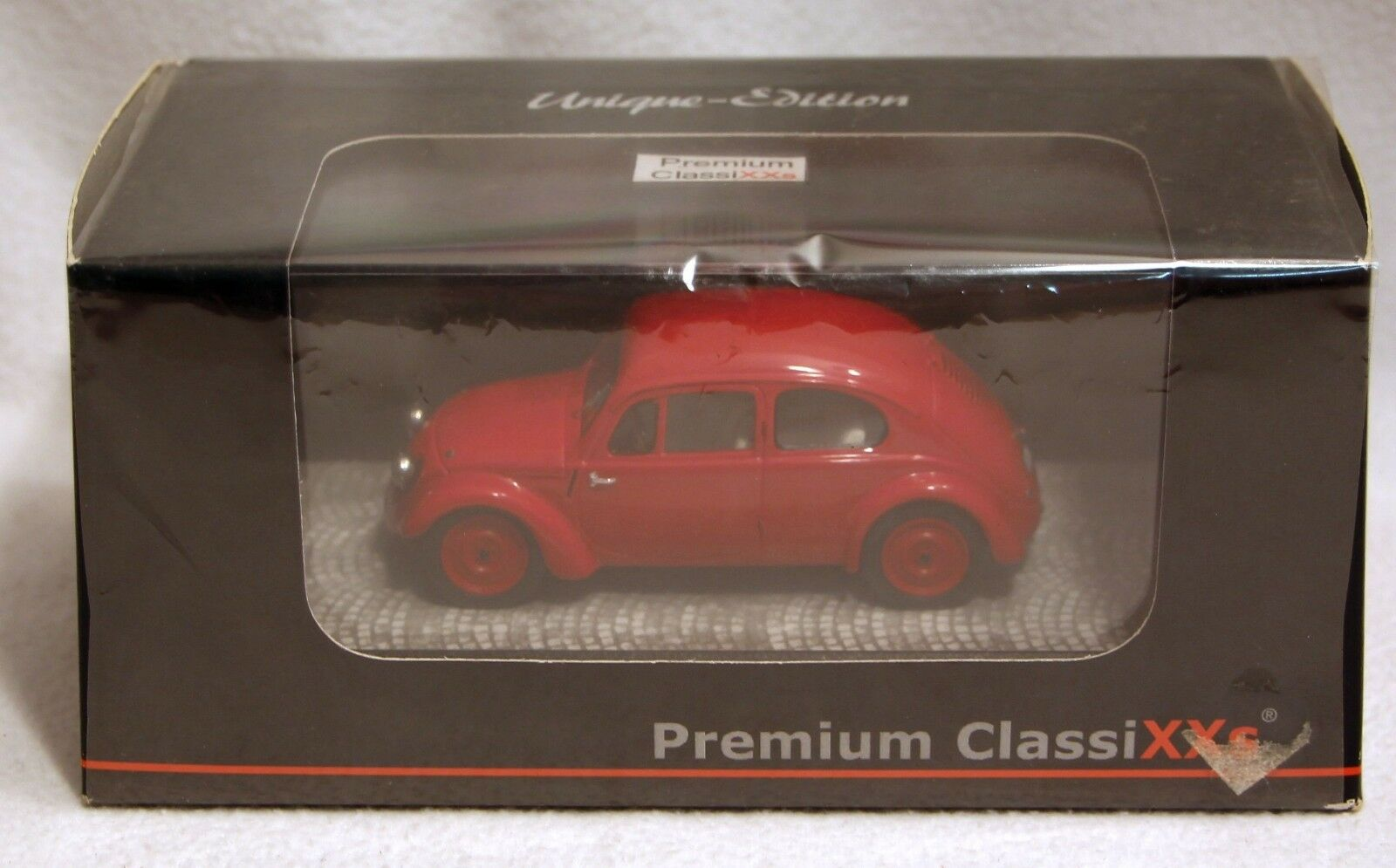 Premium Classixxs 1 43 métal modèle -18025 - tentative voiture v3 prougeotype limitée