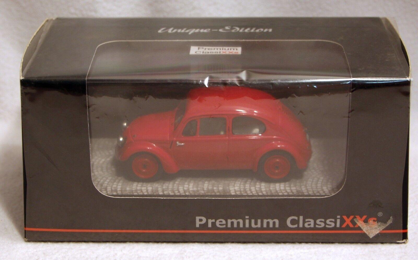 Premium Classixxs 1:43 métal modèle -18025 tentative tentative tentative voiture v3 prototype limitée 618aa4